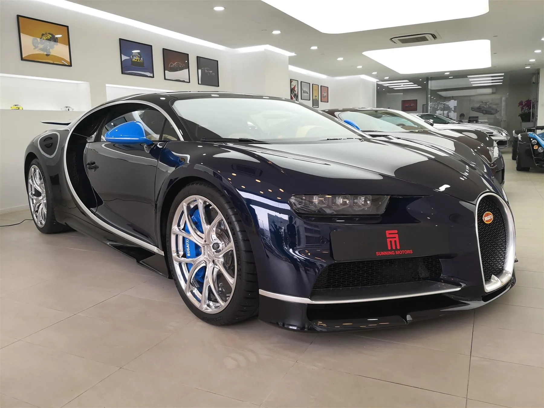 used 2018 bugatti chiron for sale in hong kong | pistonheads