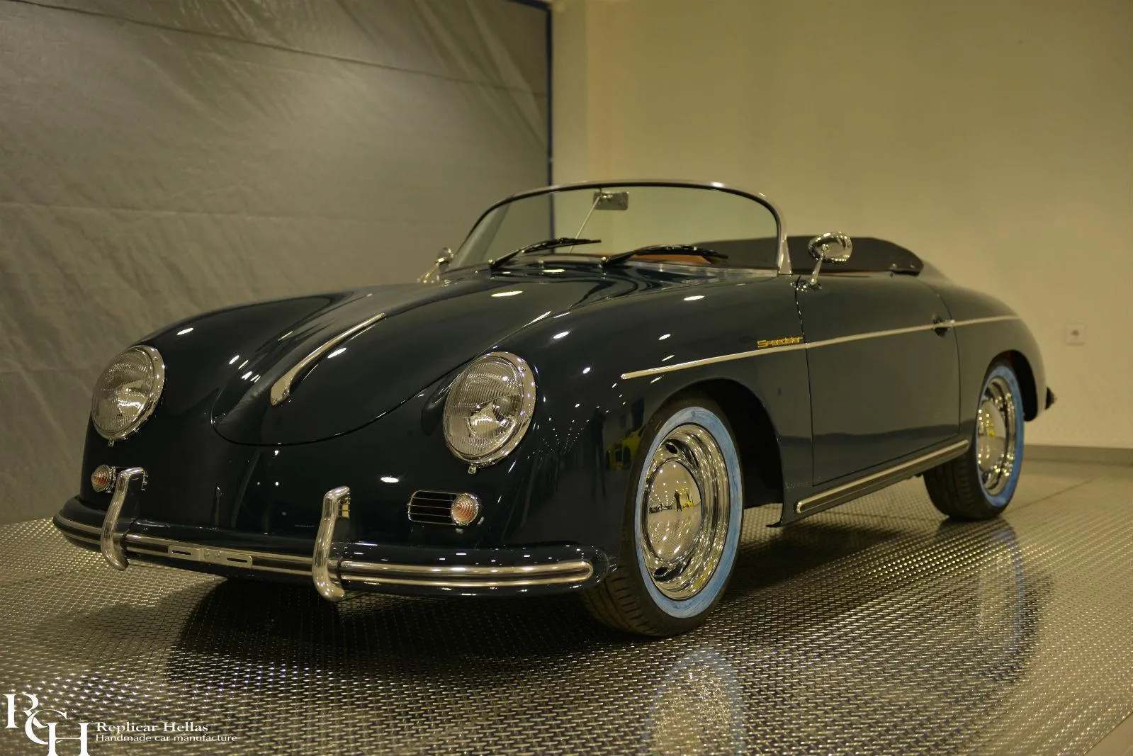 Classic Lhd Rch New 356 Speedster Replica Finally Avail For Sale