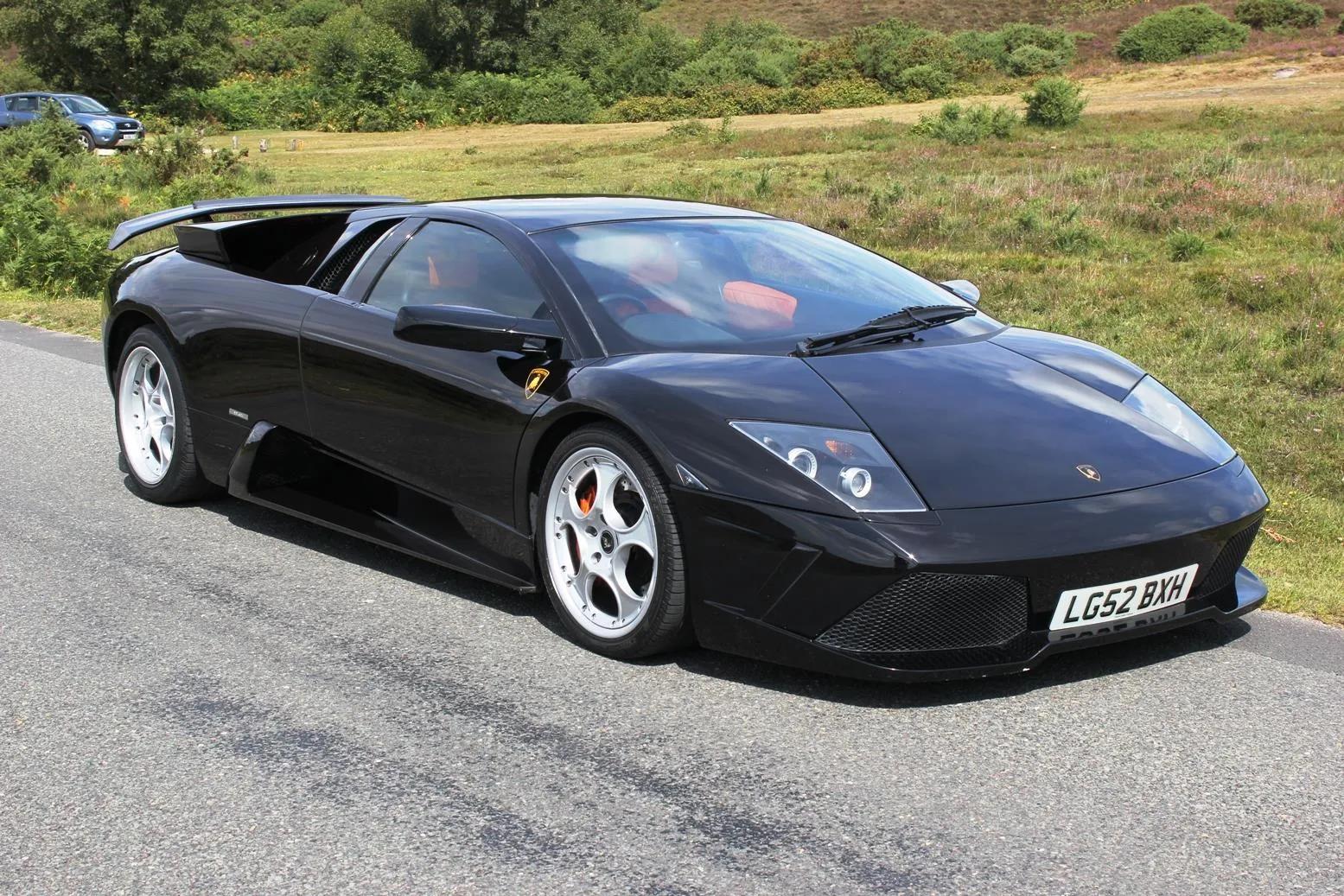 Classic Lamborghini Murcielago 2002 Manual Gearbox Cou For Sale