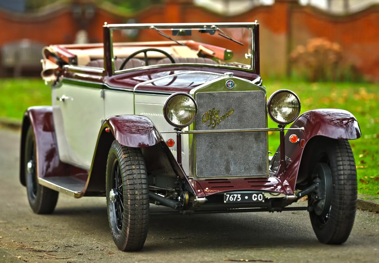 Used 1930 Maroon Alfa Romeo Other Models for sale