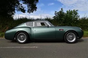 Used 1997 Red Aston Martin Db4 For Sale Pistonheads Uk