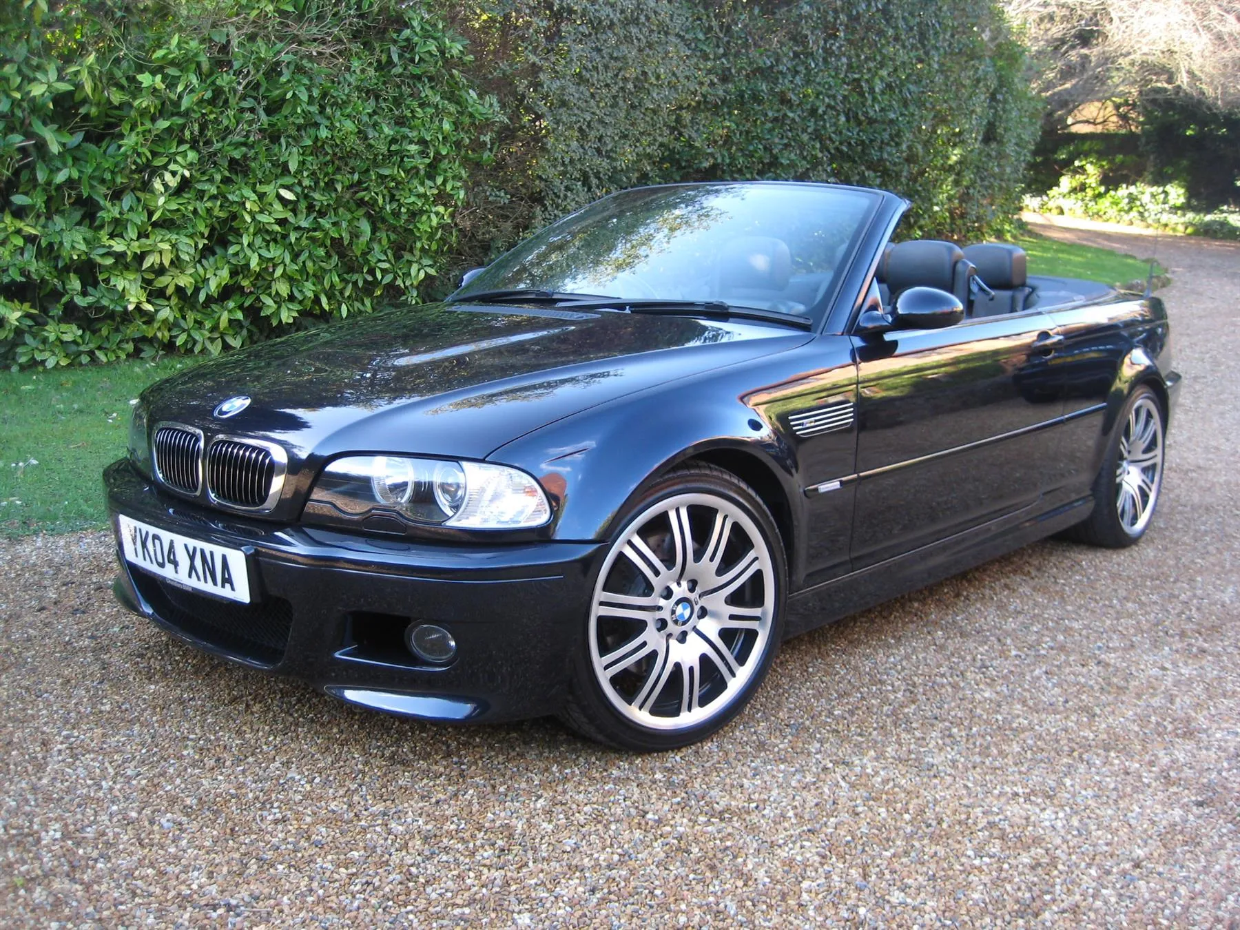 Used 2004 Black Bmw M3 E46 00 06 For Sale Pistonheads Uk