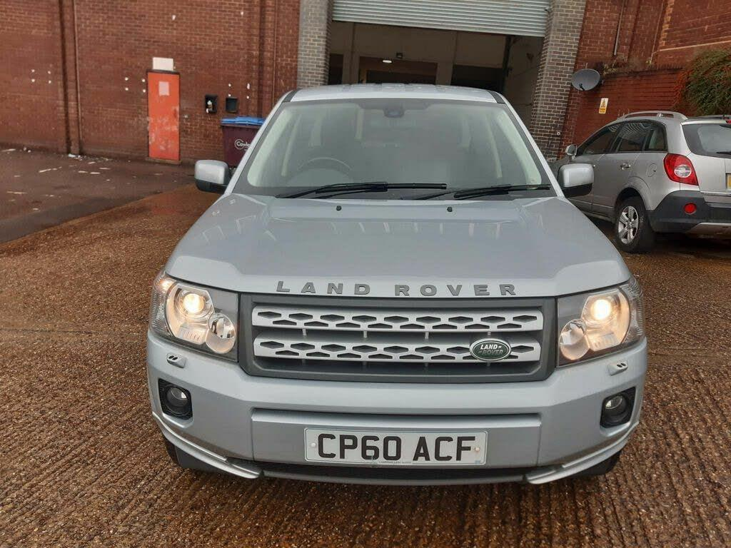 used land rover freelander 2 2.2 sd4 gs 5d 190 bhp for sale pistonheads uk