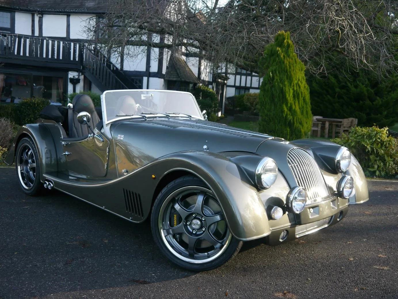 Used Morgan Plus 8 for sale | PistonHeads UK